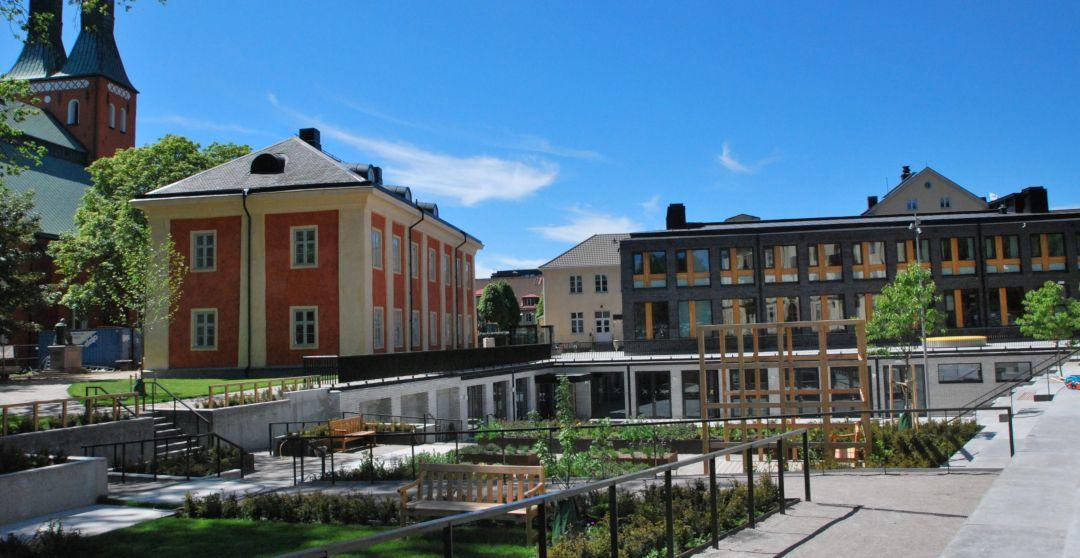 Domkyrkocentrum i Växjö