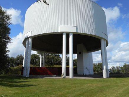 Gamla Vattentornet / Echo Water Tower