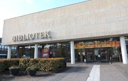 Stadsbiblioteket i Växjö